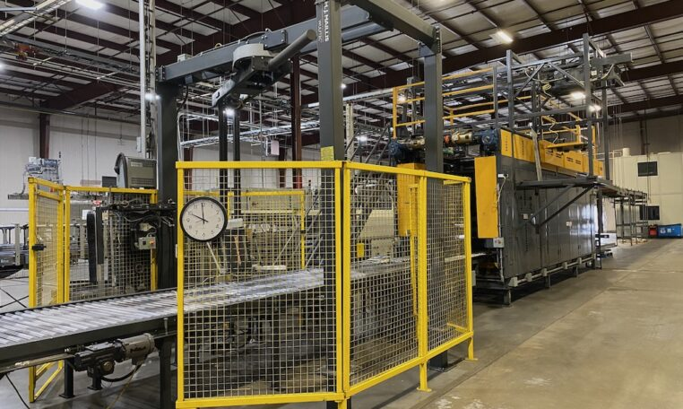 Wulftec Pallet Stretch Wrapper Model WCRT-175 a