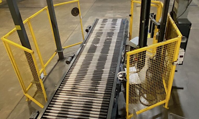 Wulftec Pallet Stretch Wrapper Model WCRT-175 d