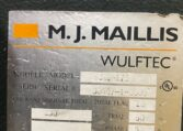 Wulftec Pallet Stretch Wrapper Model WCRT-175 f