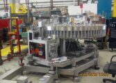 Crown Bevcorp 72v Can Filler Angelus 120L Seamer a