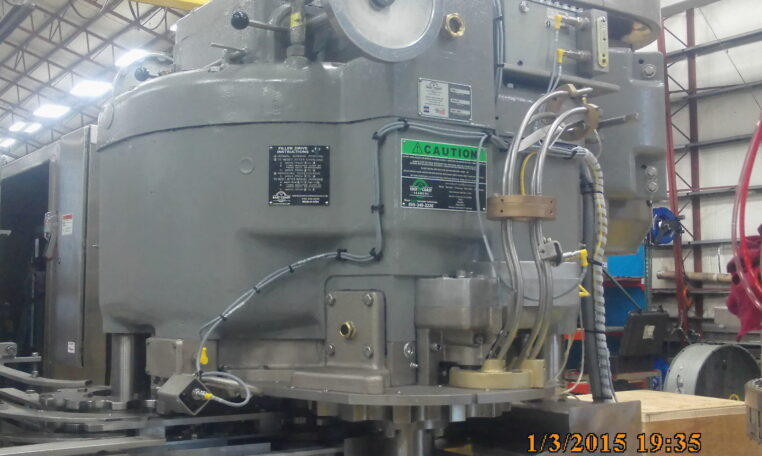 Crown Bevcorp 72v Can Filler Angelus 120L Seamer b