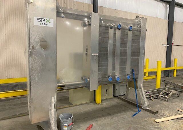 SPX Flow - APV Plate & Frame Heat Exchanger b