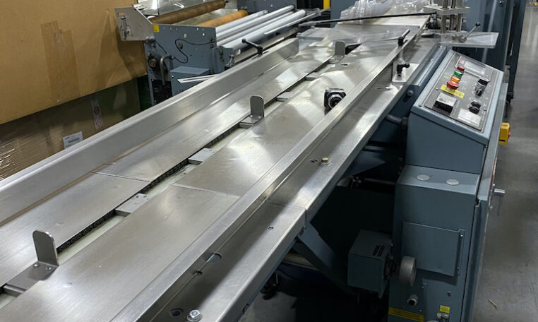 Shanklin F5A Side Sealer e