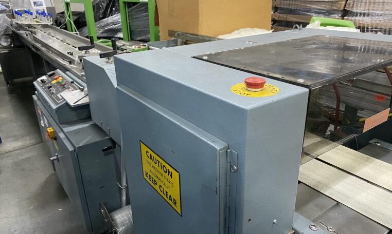 Shanklin F5A Side Sealer h