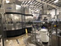 SIDEL PET Water Bottling Line g