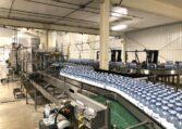 SIDEL PET Water Bottling Line o
