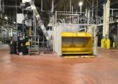 CSD Bottling Line a Preform Dumper