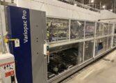 CSD Bottling Line k Variopac Tray Pack Shrink Wrapper