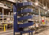 CSD Bottling Line m Case Spiral