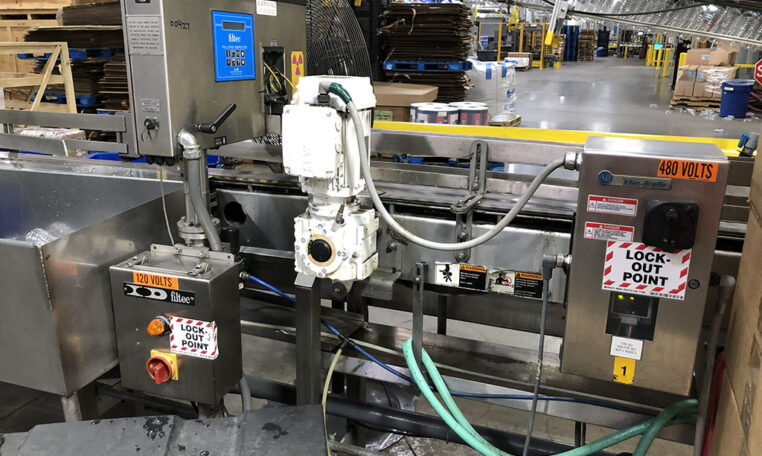 Filtec FT-50 Fill Level Inspection Serial 117095 (2)