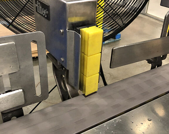 Filtec FT-50 Fill Level Inspection Serial 117095 (3)