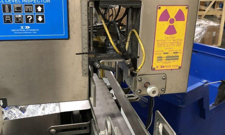 Filtec FT-50 Fill Level Inspection Serial 117095 (7)