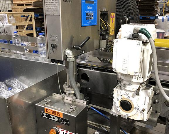Filtec FT-50 Fill Level Inspection Serial 117095 (8)