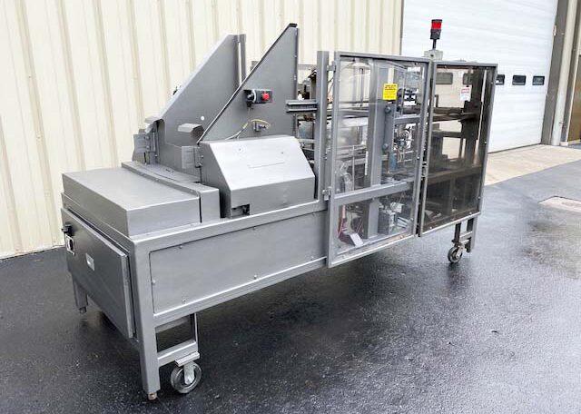 Wepackit 300E Erector SN 300E-1823 (2)